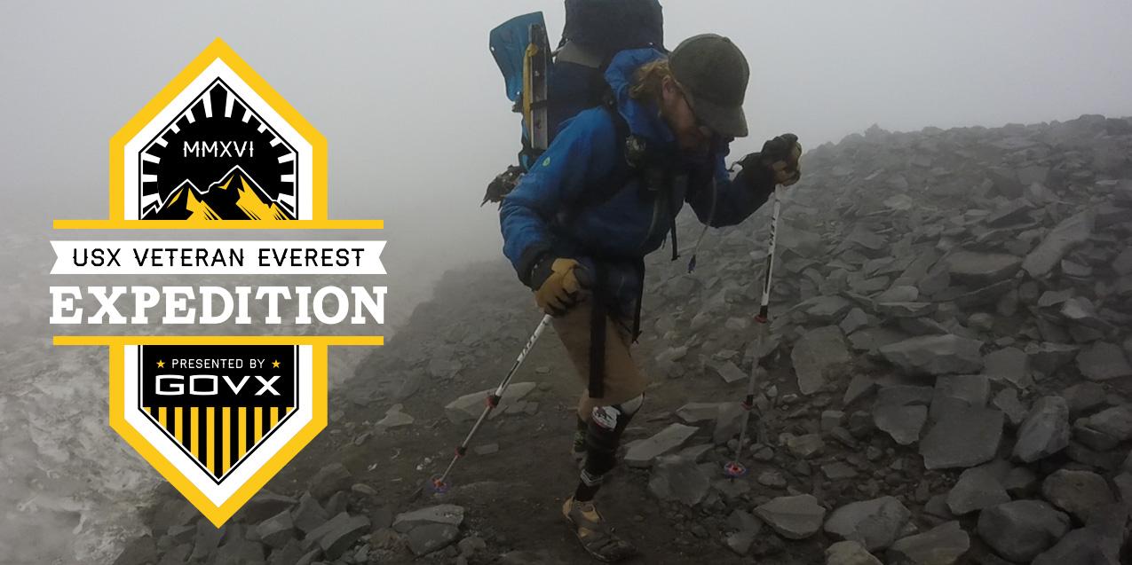 USX Climber Profile: Chad