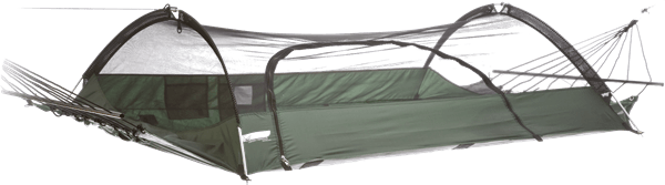Picture of Blue Ridge Camping Hammock - Forest Green