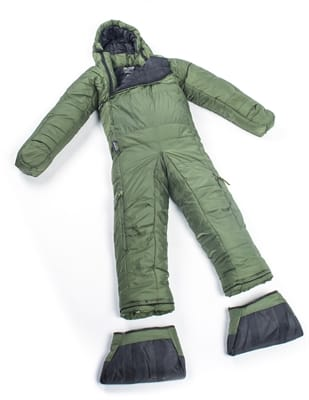 Picture of Original 5G Onsie Sleeping Bag - Evergreen - L