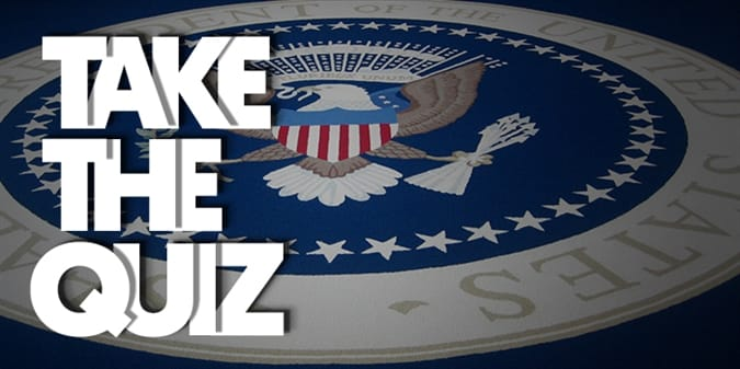 Test Your Presidential Knowledge ... Again!