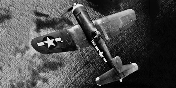 Searching for a Lost Pilot of the Pacific Air War