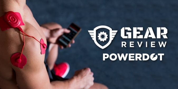 A Navy SEAL and Pro CrossFit Athlete's Review of the PowerDot Muscle Stimulator