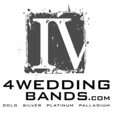 4 Wedding Bands logo