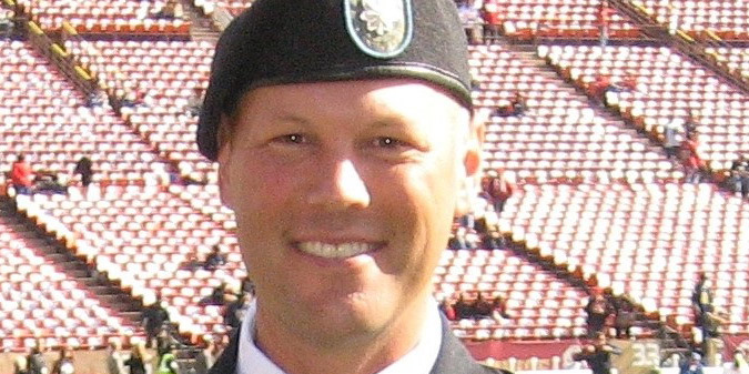 Military Appreciation Honoree - LTC Sean Ryan