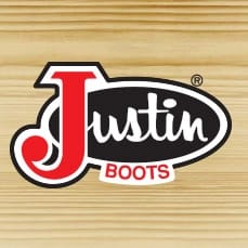 Justin Western Boots logo