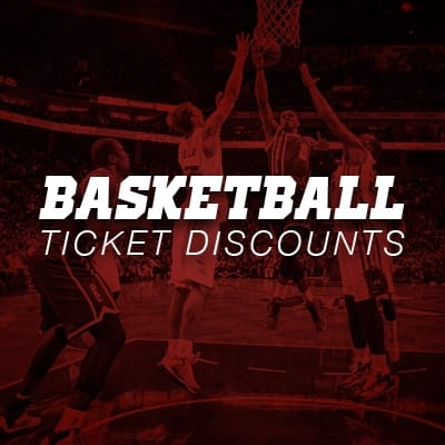Basketball ticket discounts